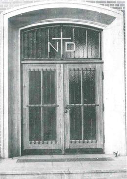 ND-Tür im Altbau