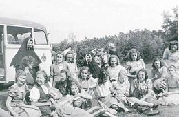 Klassenfahrt (um 1950)