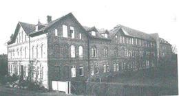 Gebäude um 1950
